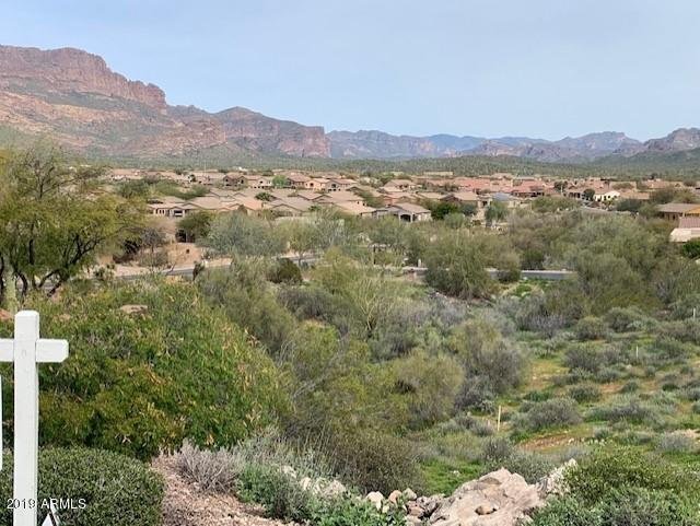 4539 S Avenida Corazon De Oro, Gold Canyon, AZ 85118 (MLS #5892396) :: The Wehner Group