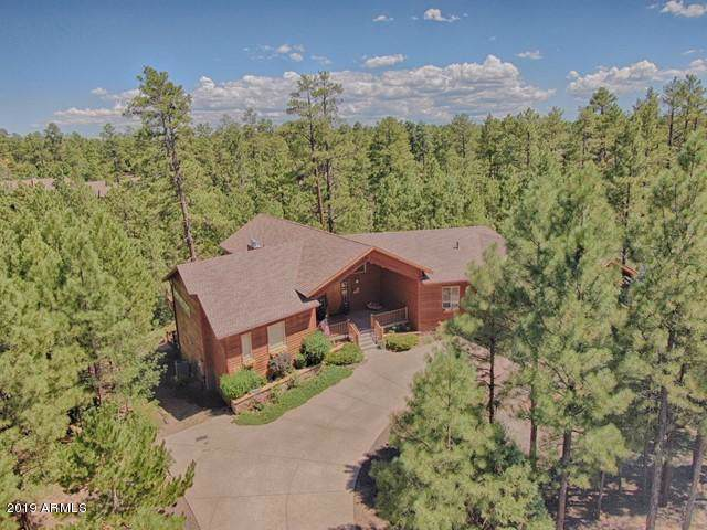 441 N Silverleaf Lane, Show Low, AZ 85901 (MLS #5906952) :: The Carin Nguyen Team