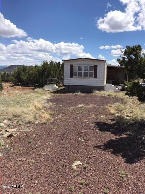 26 County Road 8027, Concho, AZ 85924 (MLS #5909190) :: The W Group
