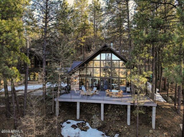 165 E Navajo Road, Munds Park, AZ 86017 (MLS #5923862) :: CC & Co. Real Estate Team