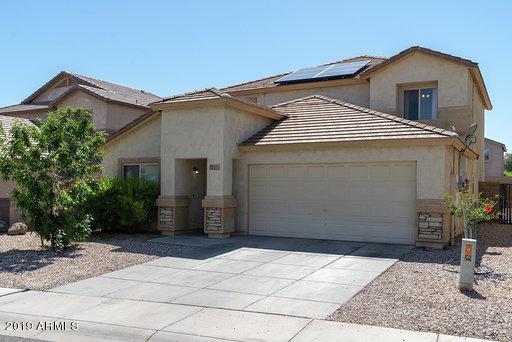 1340 S 222nd Drive, Buckeye, AZ 85326 (MLS #5924167) :: CC & Co. Real Estate Team