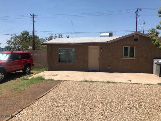 7130 N 48TH Drive, Glendale, AZ 85301 (MLS #5928928) :: Keller Williams Realty Phoenix