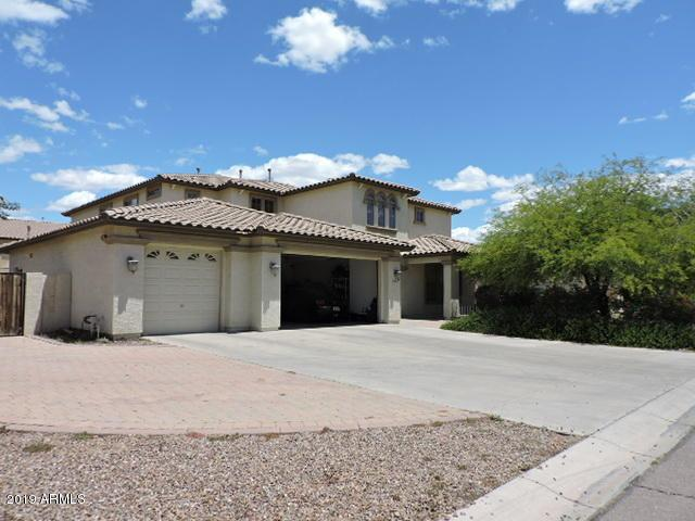 5220 W Siesta Way, Laveen, AZ 85339 (MLS #5929459) :: Openshaw Real Estate Group in partnership with The Jesse Herfel Real Estate Group