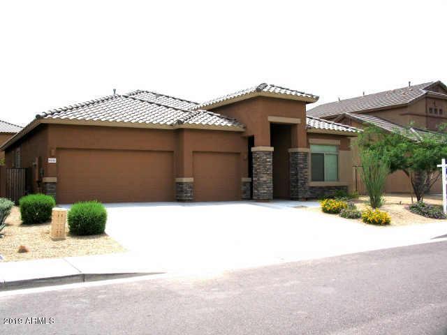 8341 W Maya Drive, Peoria, AZ 85383 (MLS #5929667) :: Yost Realty Group at RE/MAX Casa Grande