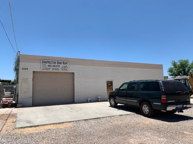1114 S Tilbury Drive, Kearny, AZ 85137 (MLS #5938668) :: The W Group