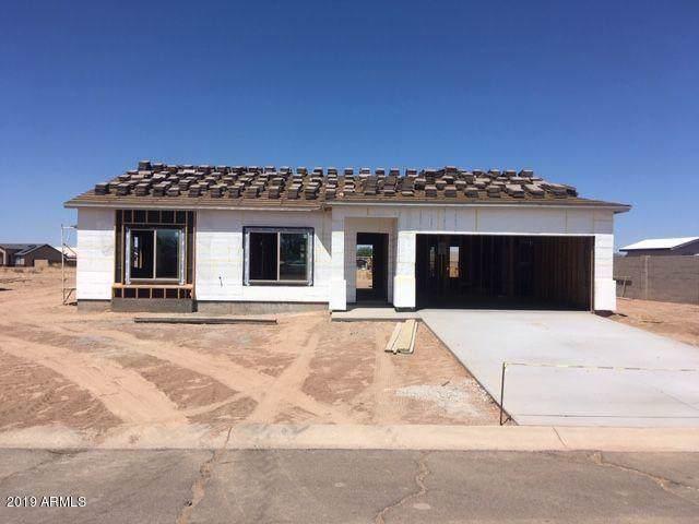 10210 W Sunbird Drive, Arizona City, AZ 85123 (MLS #5957288) :: CC & Co. Real Estate Team