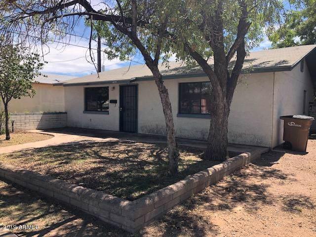 429 E 3RD Street, Douglas, AZ 85607 (MLS #5961265) :: Brett Tanner Home Selling Team