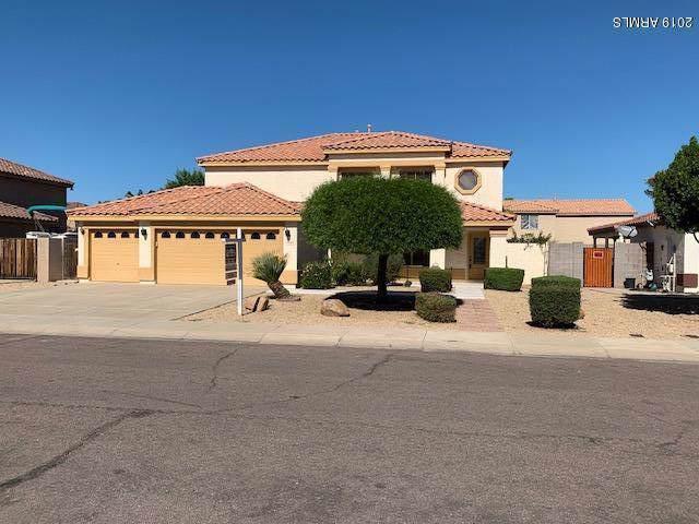10552 W Daley Lane, Peoria, AZ 85383 (MLS #5961785) :: The Kenny Klaus Team