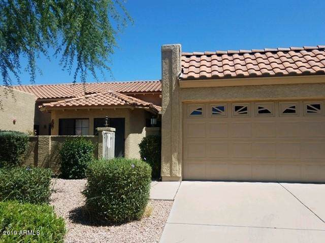 11011 N 92ND Street #1031, Scottsdale, AZ 85260 (MLS #5961957) :: The Property Partners at eXp Realty