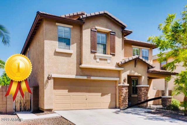 15540 W Poinsettia Drive, Surprise, AZ 85379 (MLS #5966800) :: The Garcia Group