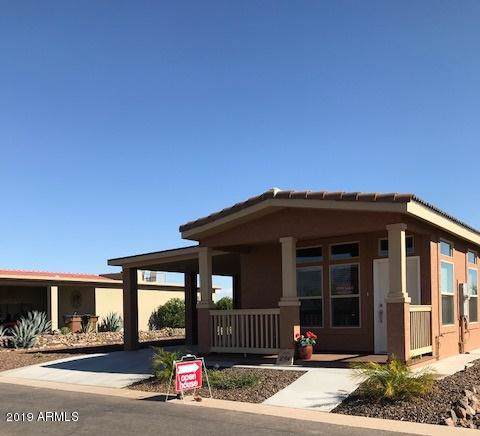 7373 E Us Highway 60 Highway #454, Gold Canyon, AZ 85118 (MLS #5971620) :: The Kenny Klaus Team