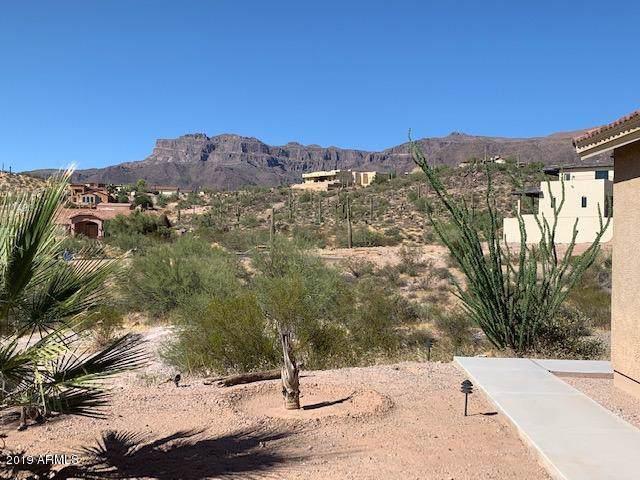 10025 E Lazy K Road, Gold Canyon, AZ 85118 (MLS #5983464) :: The Kenny Klaus Team