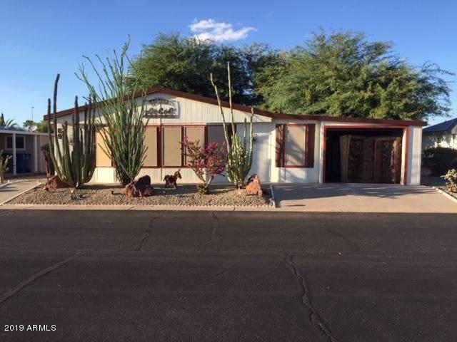 3355 S Cortez Road #69, Apache Junction, AZ 85119 (MLS #5984501) :: The Kenny Klaus Team