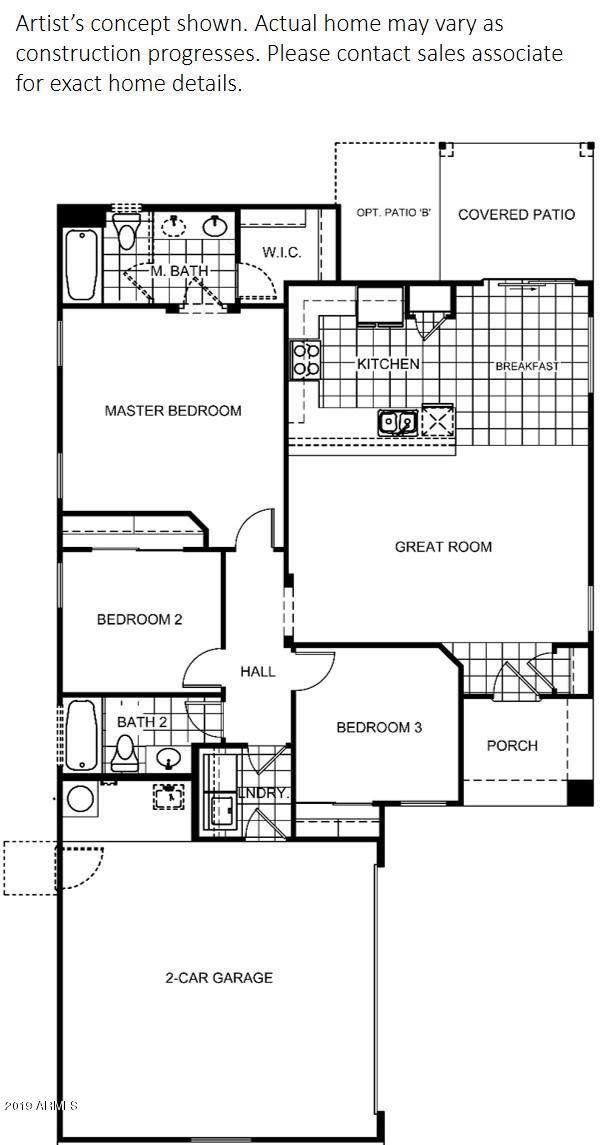 971 W Prior Avenue, Coolidge, AZ 85128 (MLS #5986987) :: The Daniel Montez Real Estate Group