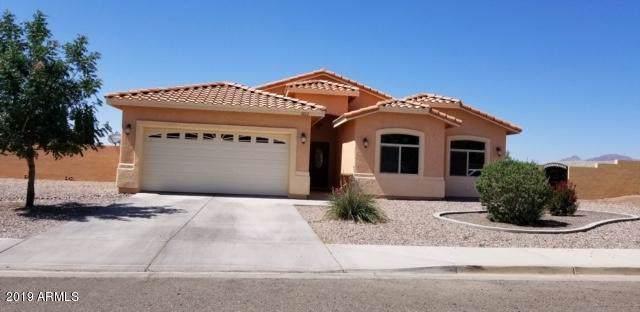 3032 E Old Palo Verde Drive, Douglas, AZ 85607 (MLS #6000540) :: The W Group