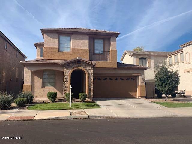 4098 S Mariposa Drive, Gilbert, AZ 85297 (MLS #6003200) :: The Kenny Klaus Team