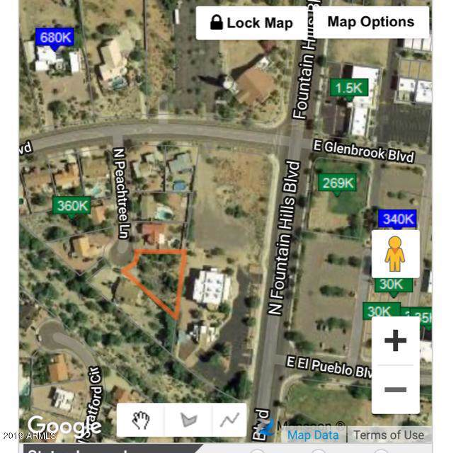 15203 N Peachtree Lane, Fountain Hills, AZ 85268 (MLS #6004018) :: The Kenny Klaus Team