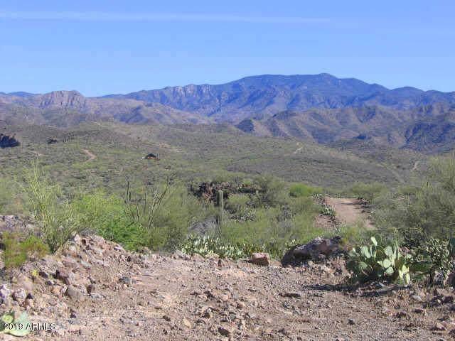 0 N Columbia Lot 76 Road, Morristown, AZ 85342 (MLS #6005812) :: Keller Williams Realty Phoenix