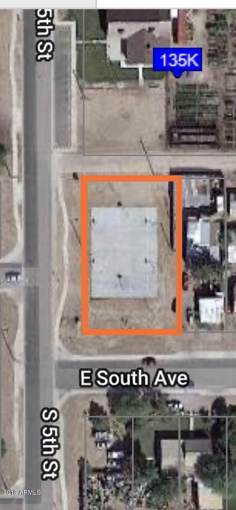 504 E South Avenue, Buckeye, AZ 85326 (MLS #6008713) :: The Kenny Klaus Team