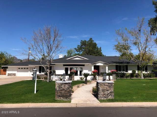 3722 E Pasadena Avenue, Phoenix, AZ 85018 (MLS #6009602) :: Riddle Realty Group - Keller Williams Arizona Realty