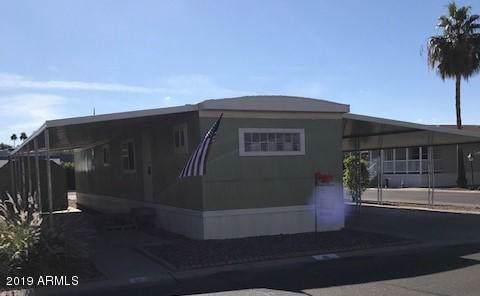 535 S Alma School Road #91, Mesa, AZ 85210 (MLS #6009838) :: The Kenny Klaus Team