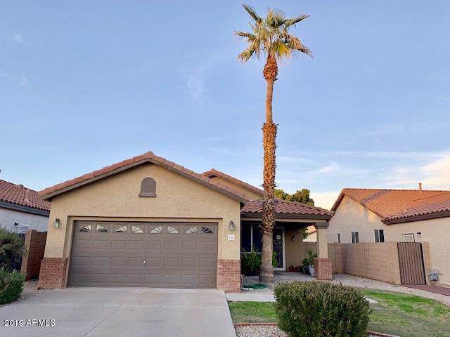6702 W Ivanhoe Street, Chandler, AZ 85226 (MLS #6012684) :: The Kenny Klaus Team
