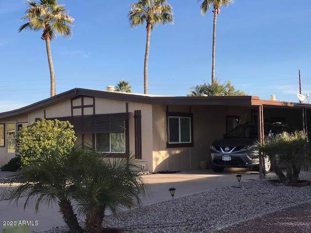 25423 S Oklahoma Avenue, Sun Lakes, AZ 85248 (MLS #6022666) :: The Kenny Klaus Team