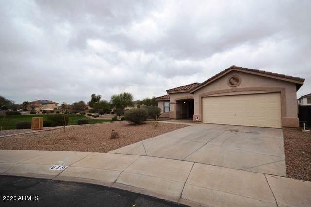 619 W Palo Verde Street, Casa Grande, AZ 85122 (MLS #6023737) :: The Kenny Klaus Team