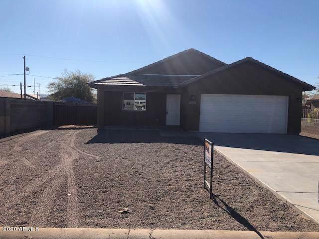 2631 E Jones Avenue, Phoenix, AZ 85040 (MLS #6025767) :: Devor Real Estate Associates