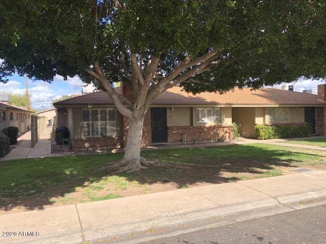 510 E Huntington Drive #2, Tempe, AZ 85282 (MLS #6028923) :: Brett Tanner Home Selling Team