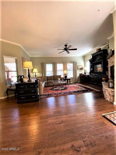 19700 N 76TH Street #2138, Scottsdale, AZ 85255 (MLS #6029050) :: Brett Tanner Home Selling Team