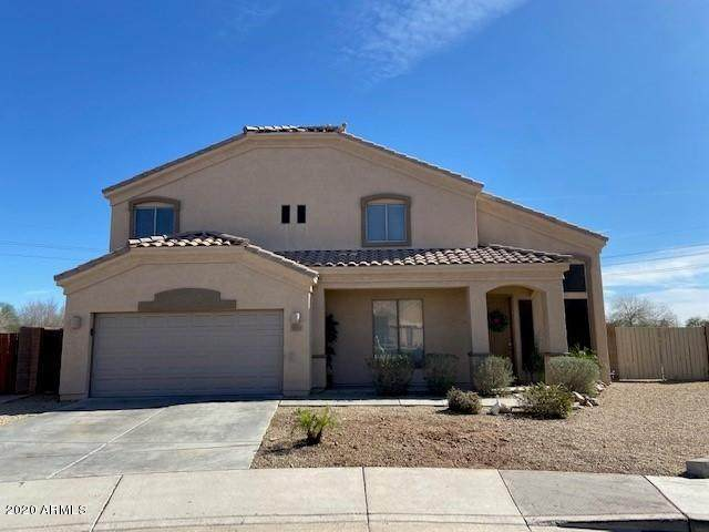 9123 W Pontiac Drive, Peoria, AZ 85382 (MLS #6037910) :: Devor Real Estate Associates