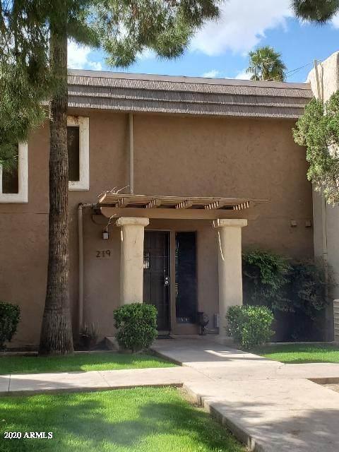 7126 N 19TH Avenue #219, Phoenix, AZ 85021 (MLS #6051268) :: Lifestyle Partners Team