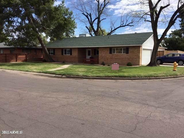 5201 N 18TH Place, Phoenix, AZ 85016 (MLS #6053916) :: Brett Tanner Home Selling Team
