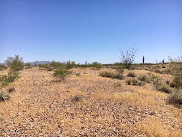 29729 W Peak View Road, Wittmann, AZ 85361 (MLS #6057018) :: The W Group