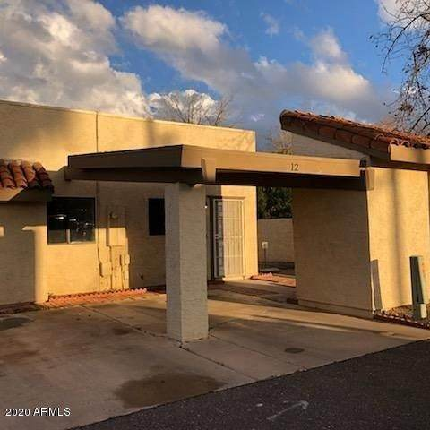 2409 W Campbell Avenue #12, Phoenix, AZ 85015 (MLS #6057177) :: The Laughton Team
