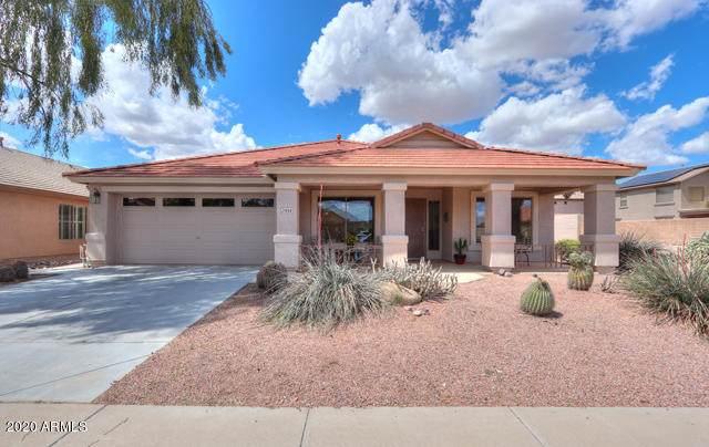 21934 N Backus Drive, Maricopa, AZ 85138 (MLS #6057881) :: Power Realty Group Model Home Center