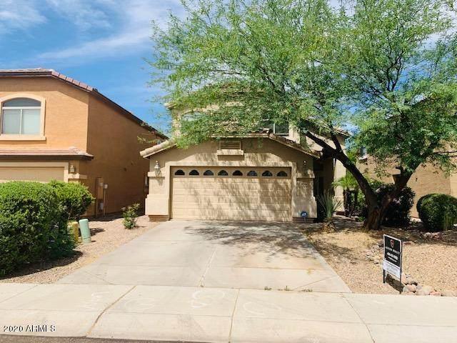 28346 N Gold Lane, San Tan Valley, AZ 85143 (MLS #6077809) :: Riddle Realty Group - Keller Williams Arizona Realty