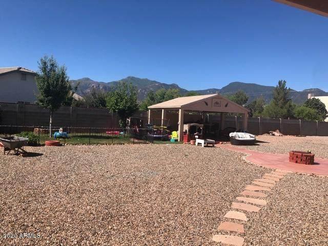 2450 E Suma Drive, Sierra Vista, AZ 85650 (MLS #6081278) :: The W Group