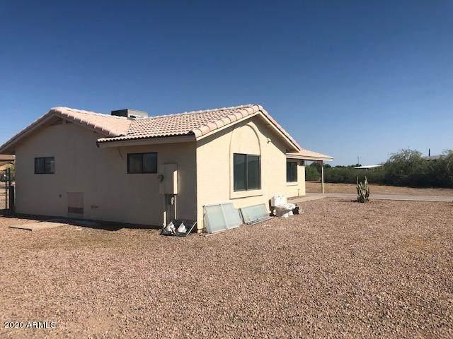 8014 W Reata Lane, Arizona City, AZ 85123 (MLS #6089030) :: The Laughton Team