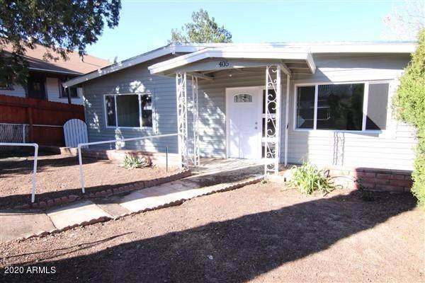 405 Shattuck Street, Bisbee, AZ 85603 (MLS #6090719) :: Long Realty West Valley
