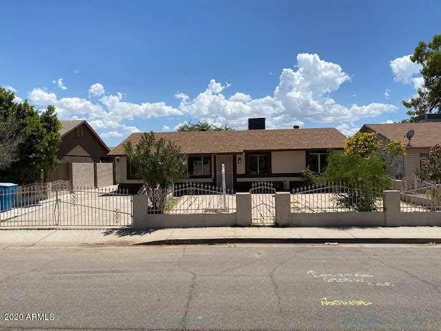 6905 W Roosevelt Street, Phoenix, AZ 85043 (MLS #6091775) :: Homehelper Consultants