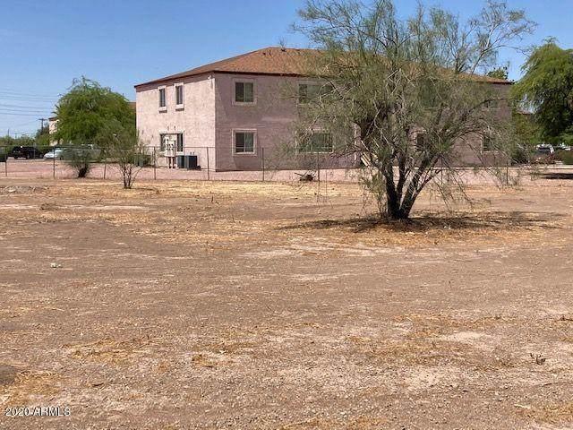 425 E 1st Street, Eloy, AZ 85131 (MLS #6105231) :: Service First Realty