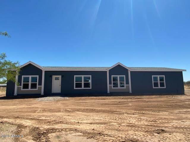 20757 W Bunker Peak Road, Wittmann, AZ 85361 (MLS #6106863) :: Brett Tanner Home Selling Team