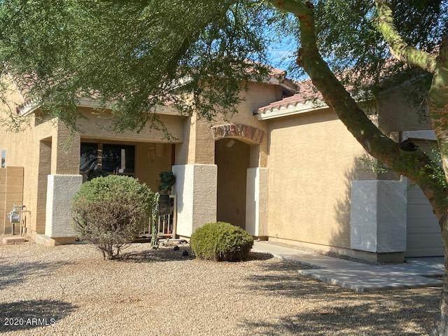 748 W Burkhalter Drive, San Tan Valley, AZ 85143 (MLS #6108158) :: Klaus Team Real Estate Solutions