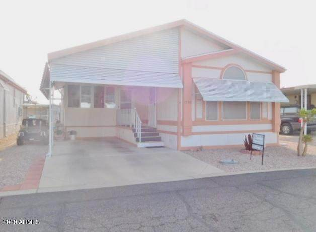 17200 W Bell Road #1740, Surprise, AZ 85374 (MLS #6111037) :: Conway Real Estate