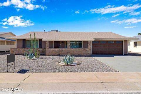 10707 W Roundelay Circle, Sun City, AZ 85351 (MLS #6128261) :: Midland Real Estate Alliance