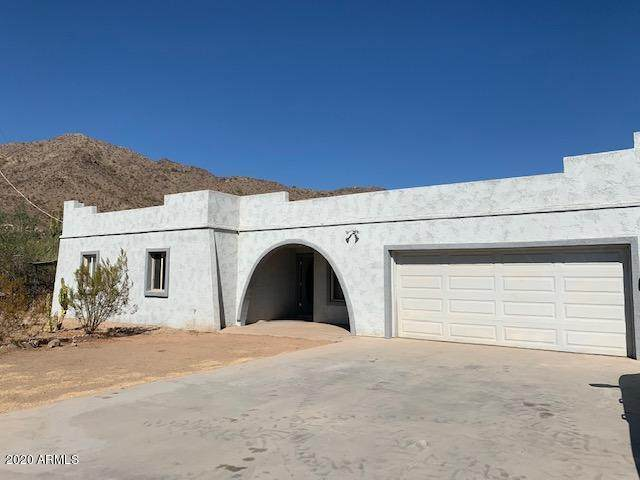 14041 S 45TH Avenue, Laveen, AZ 85339 (MLS #6133113) :: Lucido Agency