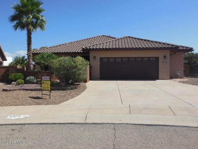 5374 Murray Hill Court, Sierra Vista, AZ 85635 (MLS #6135123) :: Lifestyle Partners Team