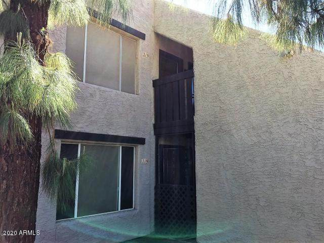 1927 E Hampton Avenue #219, Mesa, AZ 85204 (MLS #6137543) :: Brett Tanner Home Selling Team